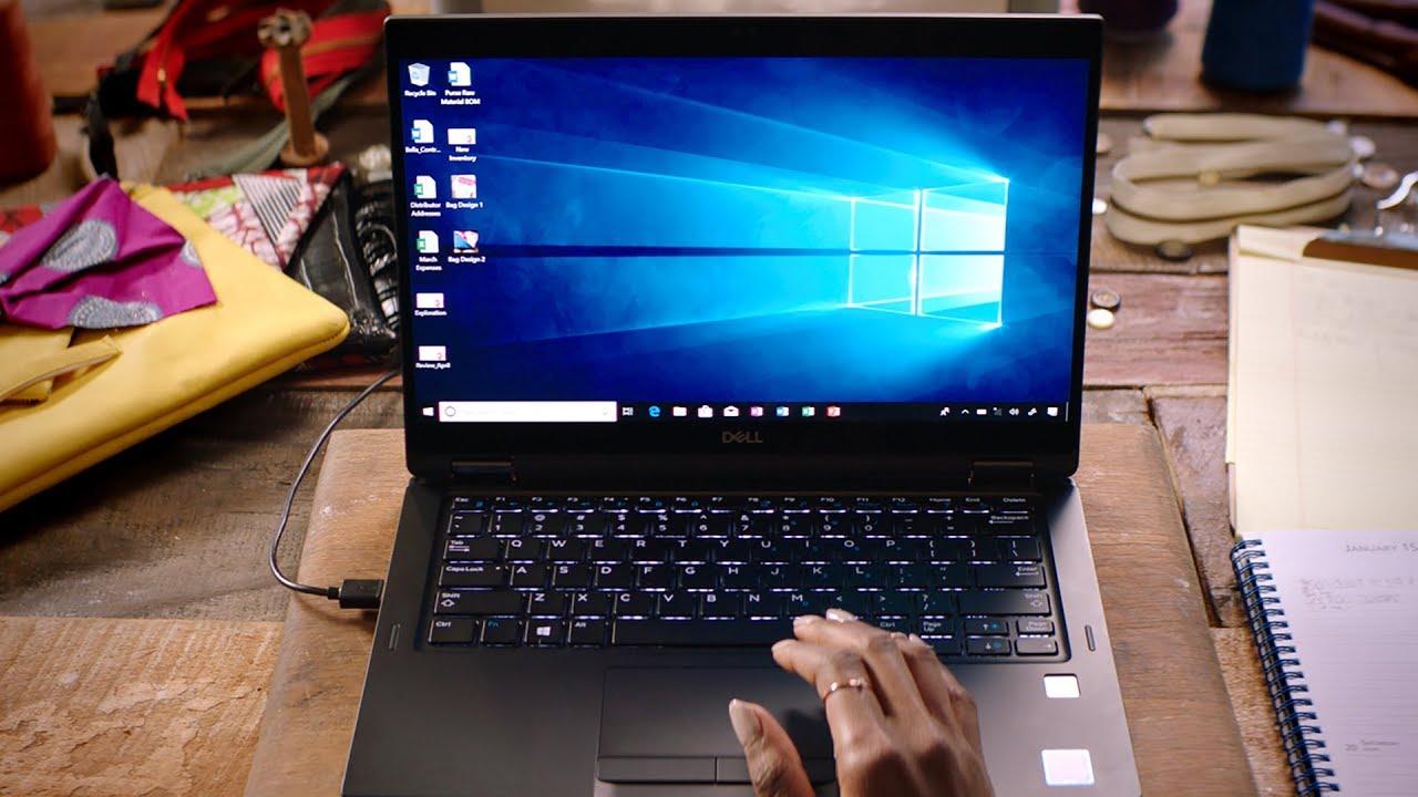 Come rendere il testo più grande in Windows 10 1