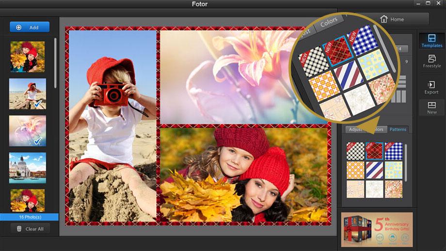 Come realizzare un collage fotografico [MOLTO facile] 2