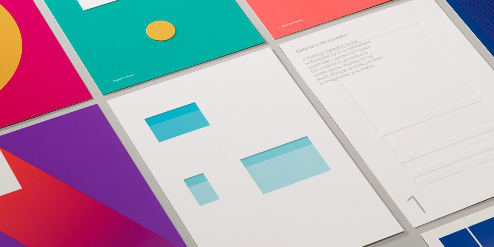Primi passi con Material Design 1