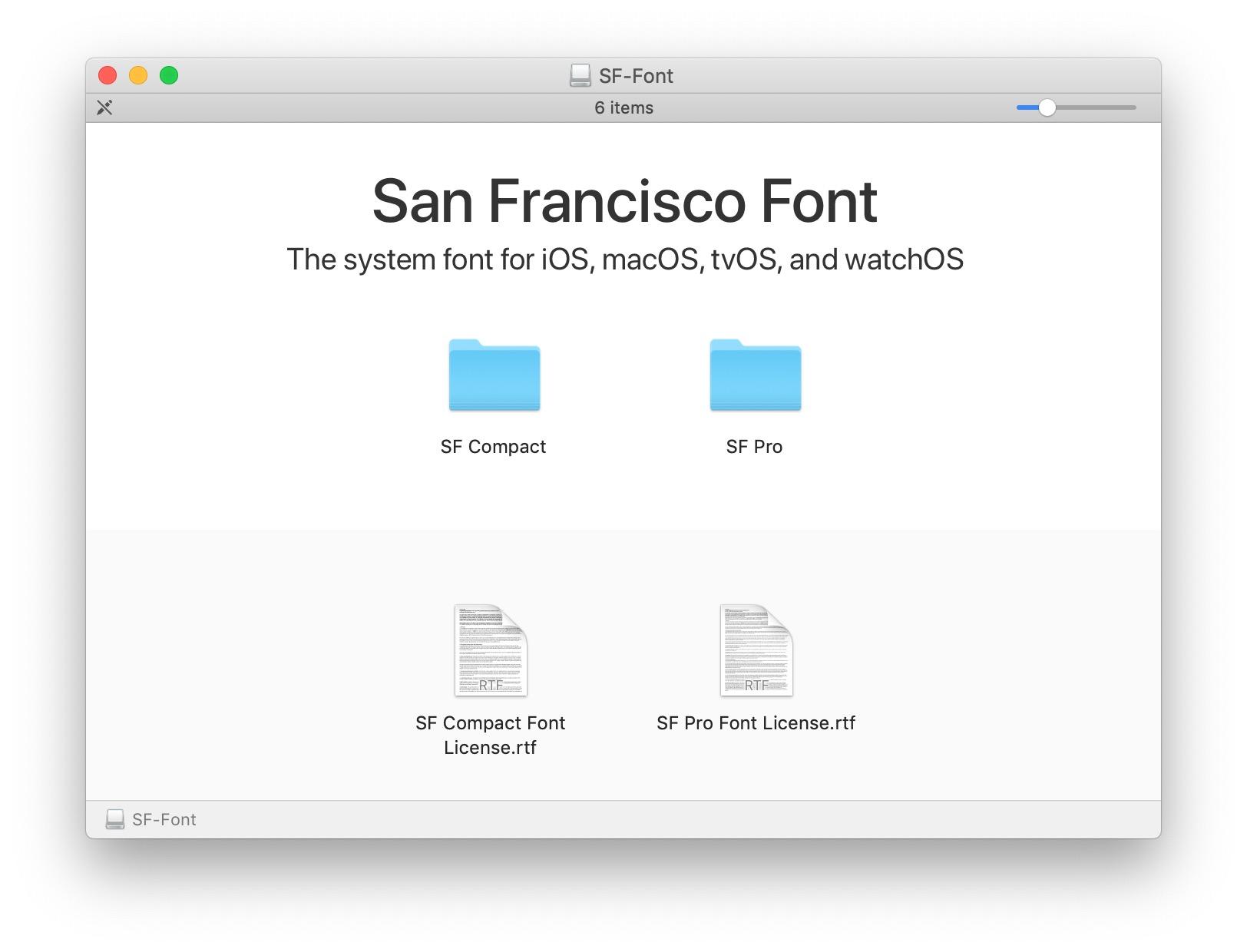 Come installare e rimuovere i caratteri per Mac? 2