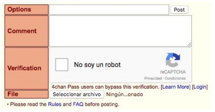 Come usare 4Chan e navigare in questo forum? Quali alternative esistono oggi in spagnolo? 4