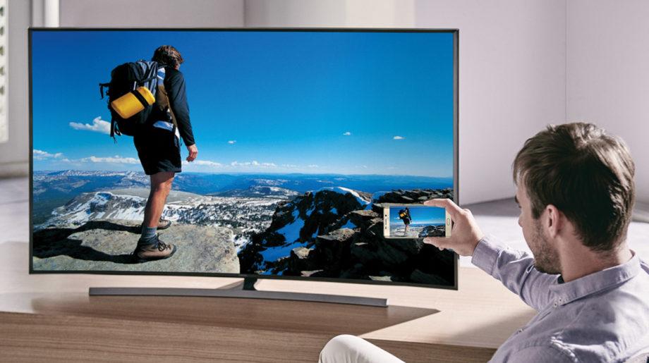 Come proiettare lo schermo del mio telefono su una TV 2