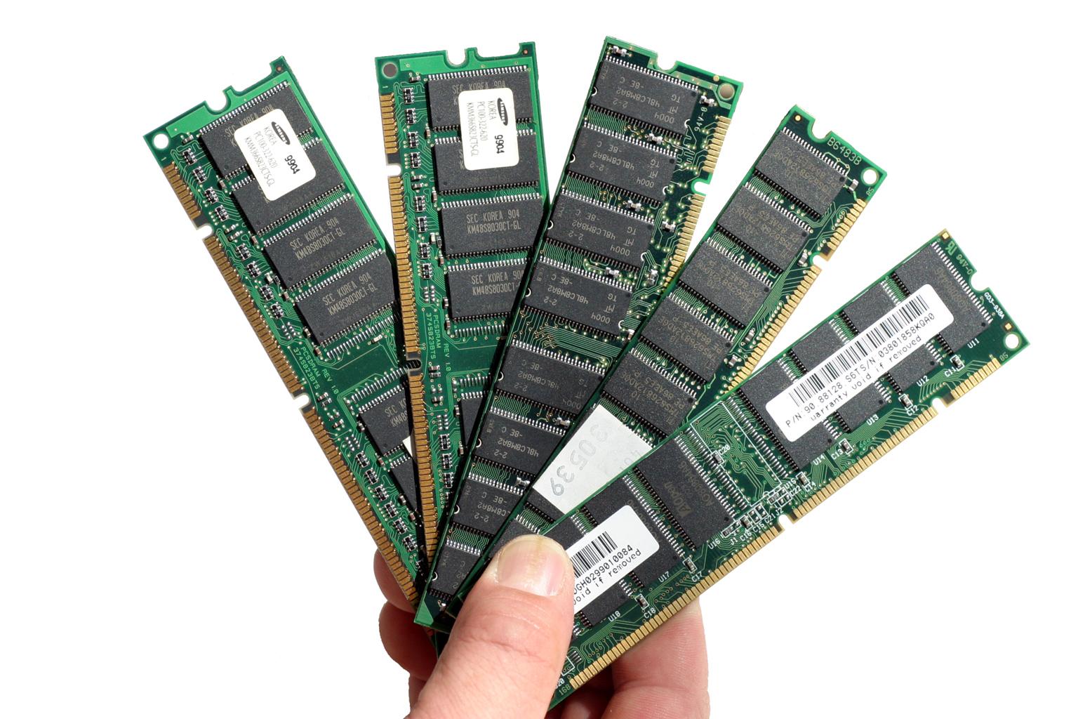 Come aumentare la RAM sul PC. Windows 7, 8 e 10 2