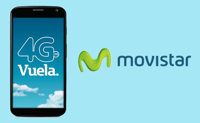 Come viene attivato il 4G con Movistar con questa guida 1