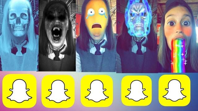 Imparare a usare le nuove funzionalità di Snapchat [Come usare Snapchat] 3