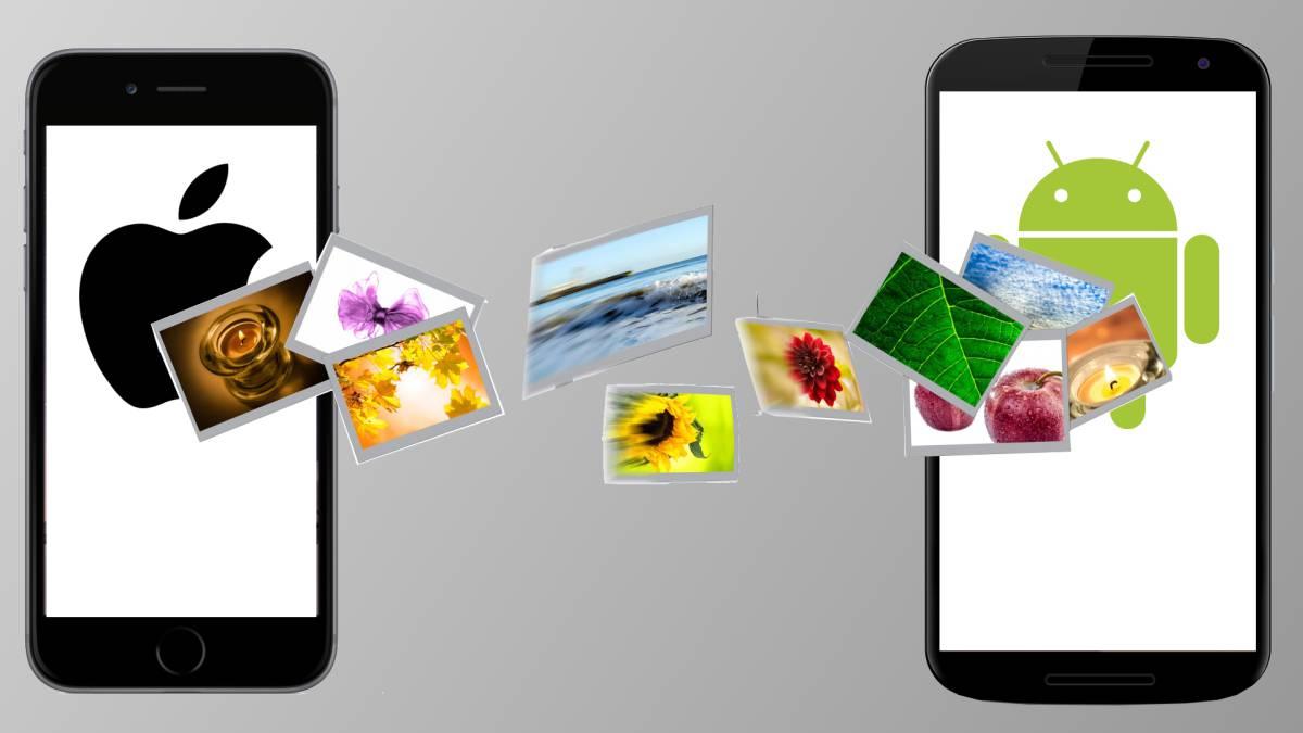 Come trasferire dati o contatti da un cellulare all'altro 4