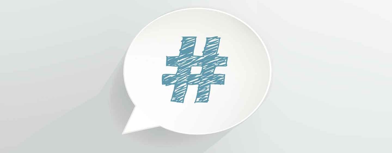 Come usare gli hashtag passo dopo passo? 2