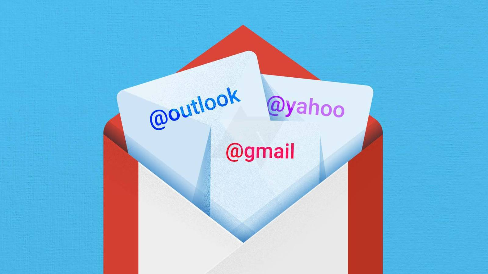 Come configurare Outlook e Hotmail in Gmail 1