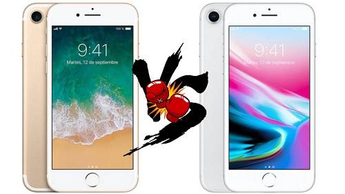Quali sono le maggiori differenze tra iPhone 7 e iPhone 8 e quale è meglio scegliere? 4