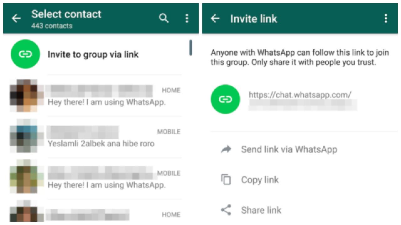 Come condividere o esportare tutto il contenuto di una chat di WhatsApp 1
