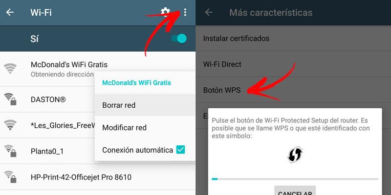 Configurazione protetta Wi-Fi: che cos'è WPS ea cosa serve questo pulsante router? 3
