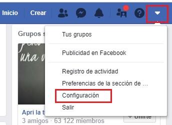 Come configurare Facebook in spagnolo e migliorare la mia privacy sui social network? Guida passo passo 1