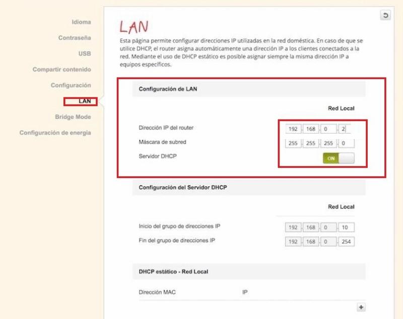 Come collegare due router tramite Wi-Fi, PLC o cavo alla stessa linea di rete? Guida passo passo 3
