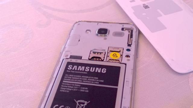Conosci i vantaggi e gli svantaggi del Samsung Galaxy J5 3