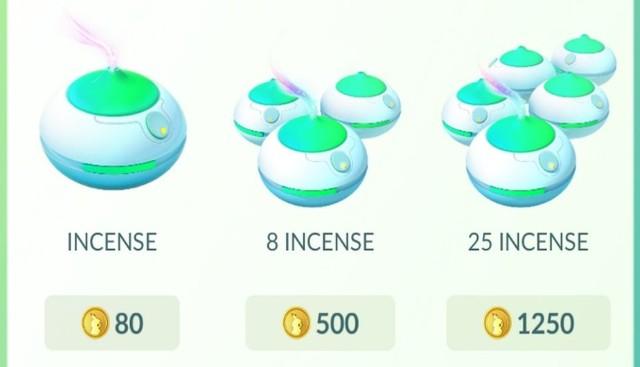 Come ottenere incenso gratuito in Pokémon Go 2