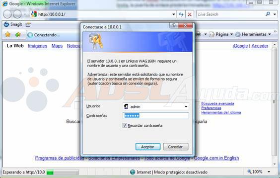 Come modificare la password del router 3