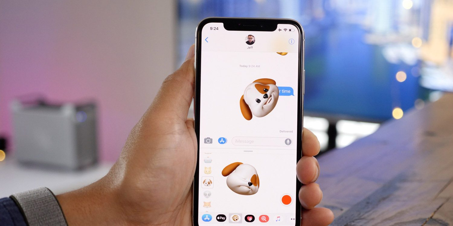 Come convertire un telefono Android in un iPhone X 2