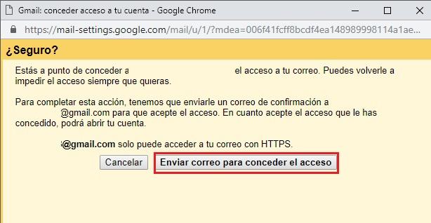 Come configurare il mio account di posta elettronica Gmail? Guida passo passo 15