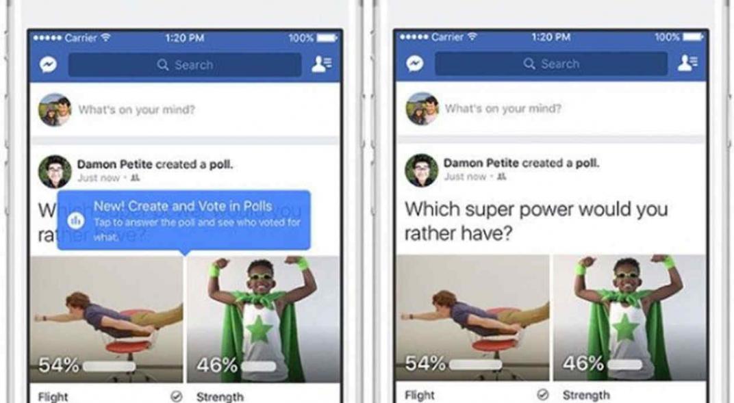 Come creare sondaggi su Facebook nel 2019? 1