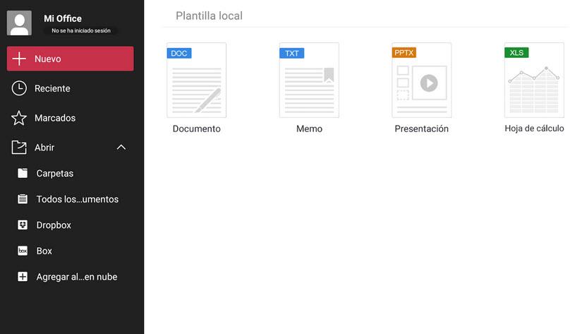 Come creare file PDF sul tuo Android con WPS Office 1