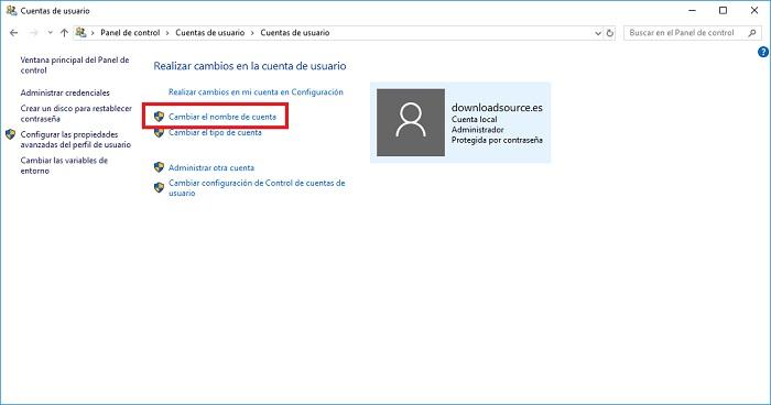 Come modificare il nome utente in un account di Windows 10? Guida passo passo 4