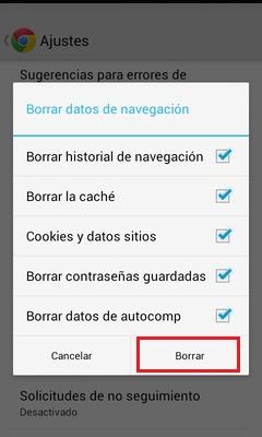 Come cancellare la cronologia del mio cellulare Android in modo che nessuno possa vedere le mie informazioni private? Guida passo passo 2