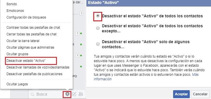 Come disabilitare Facebook Messenger per disconnettersi per un po '? Guida passo passo 6