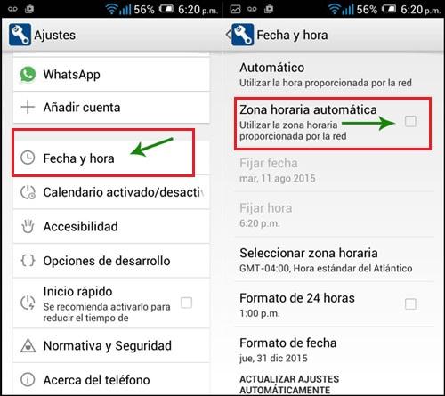 La mia WhatsApp è scaduta. Come posso rinnovare la versione della mia app? 5
