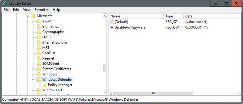Come disabilitare Windows Defender antivirus per sempre? Guida passo passo 4