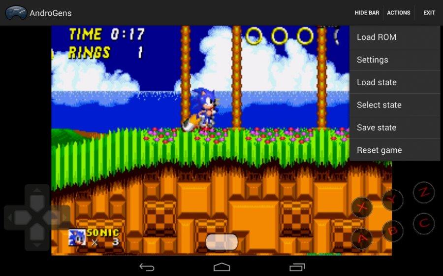 Come scaricare AndroGens APK, il miglior emulatore Sega 2