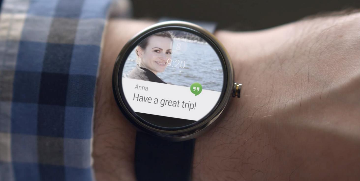 Scarica Android Wear: l'app per il tuo Smartwatch 1