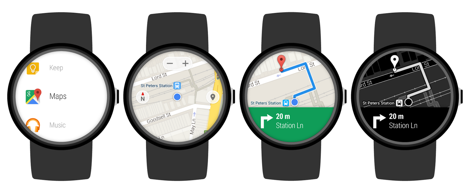Scarica Android Wear: l'app per il tuo Smartwatch 2