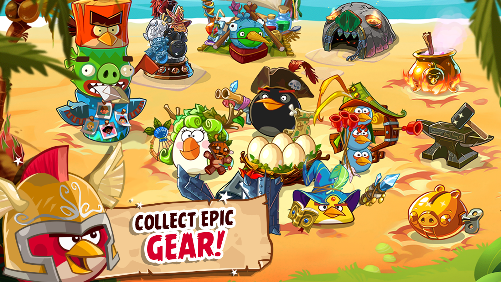 Scarica Angry Birds per Android [All Angry Birds] 8