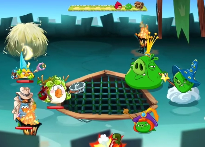 Scarica Angry Birds per Android [All Angry Birds] 9