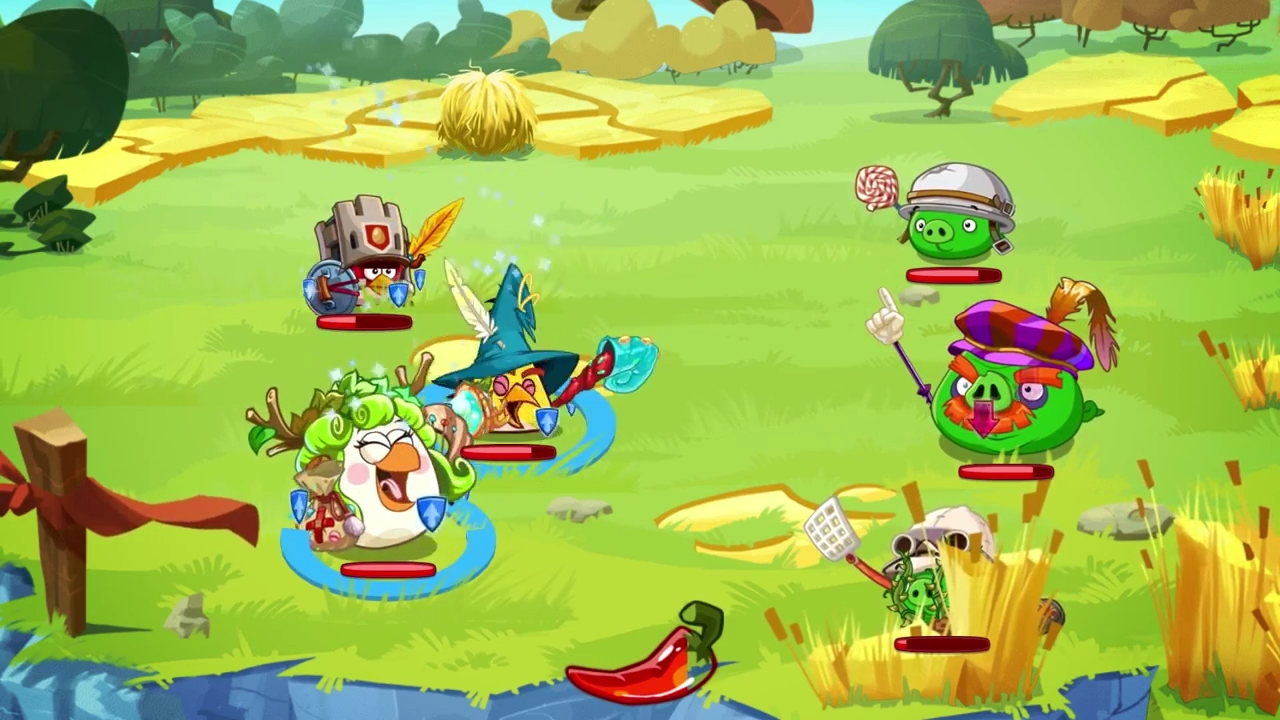 Scarica Angry Birds per Android [All Angry Birds] 10