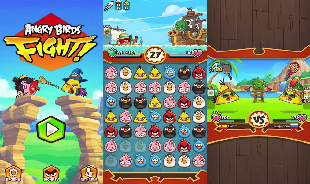 Scarica Angry Birds per Android [All Angry Birds] 3
