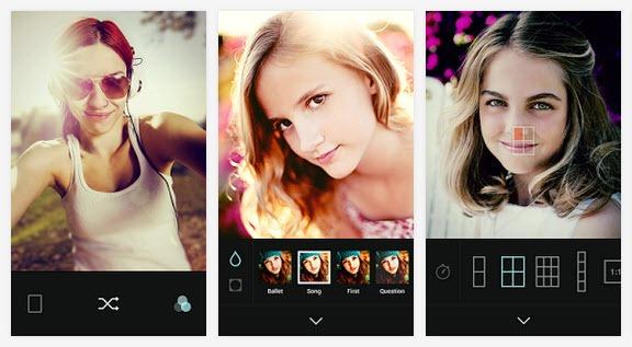 Scarica B612 per Samsung: più filtri per i tuoi selfie 3