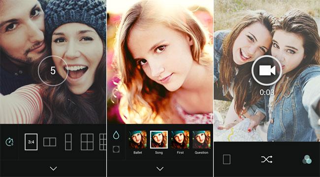 Scarica B612 per Samsung: più filtri per i tuoi selfie 1