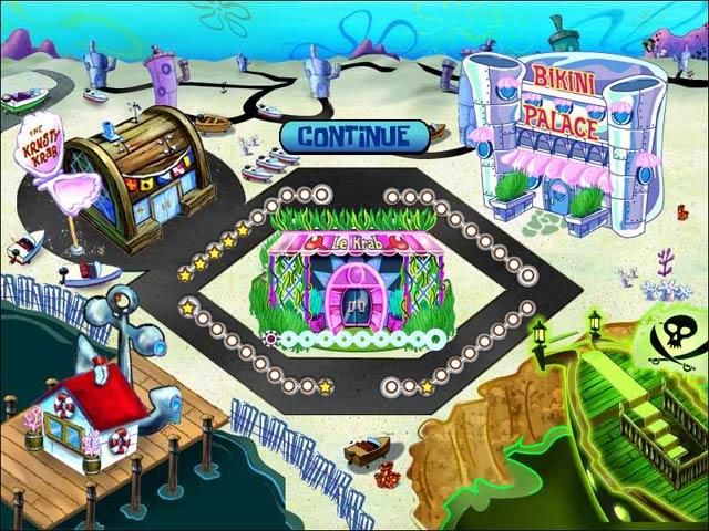 Scarica SpongeBob per Android: aiuta Bob Cook! 1