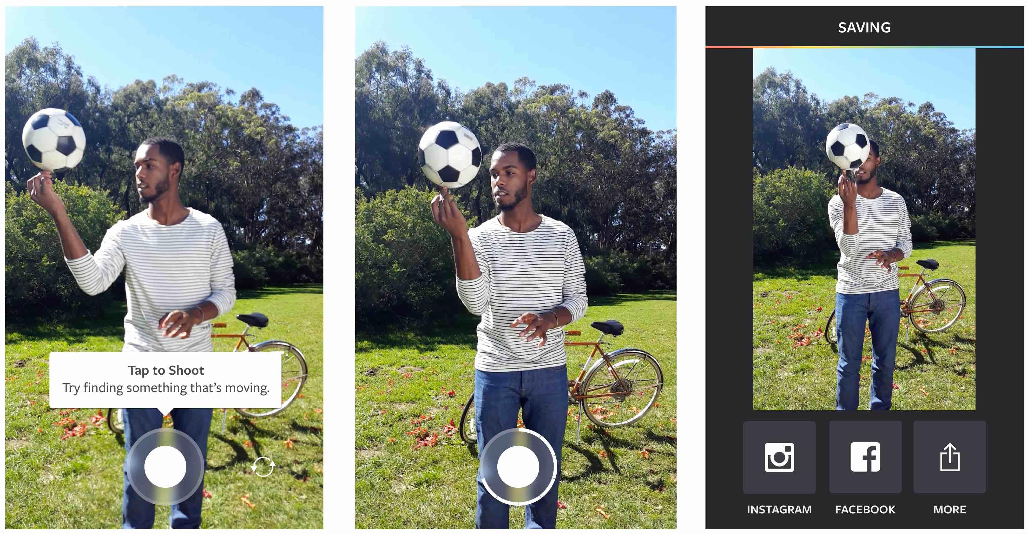 Scarica Instagram Boomerang per Android 3
