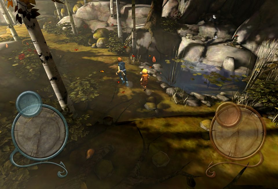 Scarica Brothers: A Tale of Two Sons per Android 1