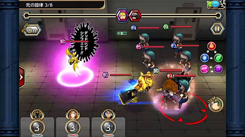 Scarica Knights of the Zodiac per Android 3