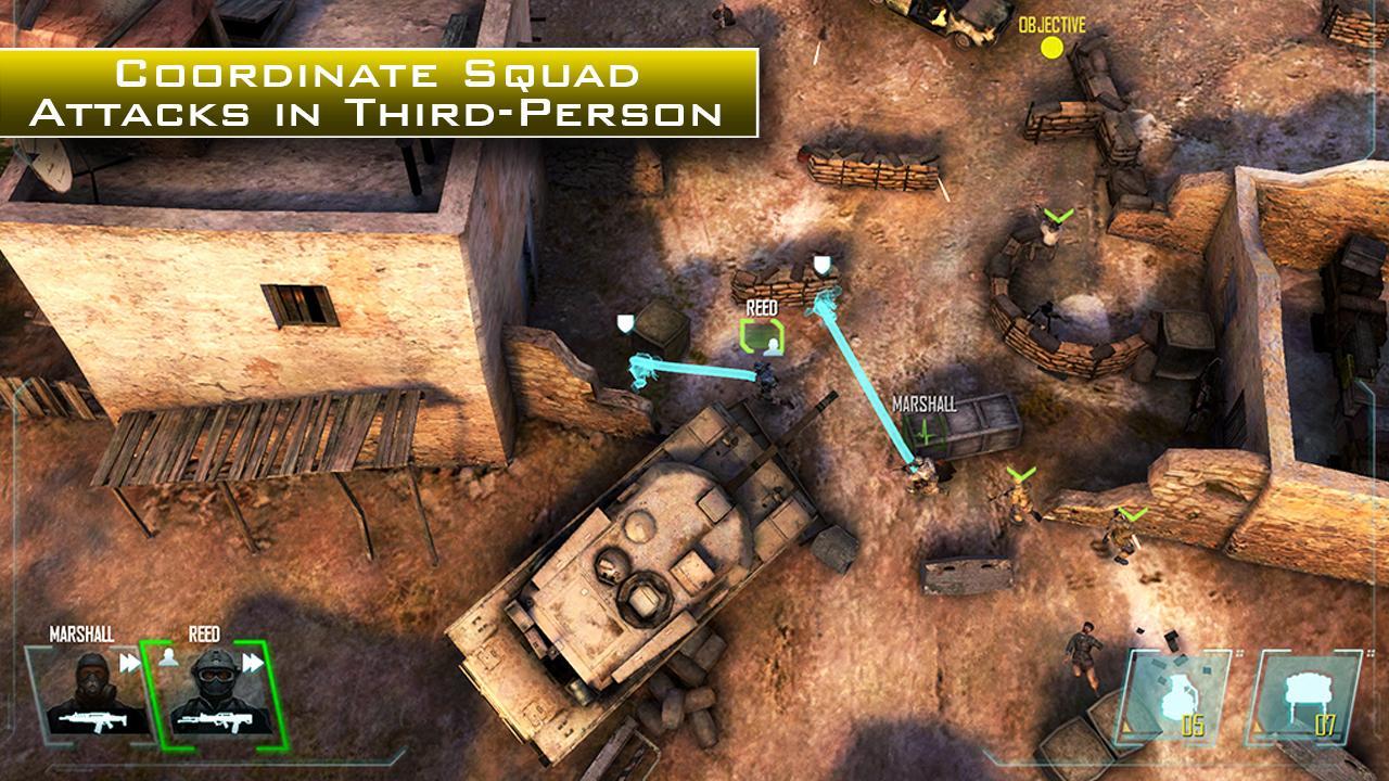 Scarica Call of Duty®: Strike Team per Samsung Galaxy S5 1