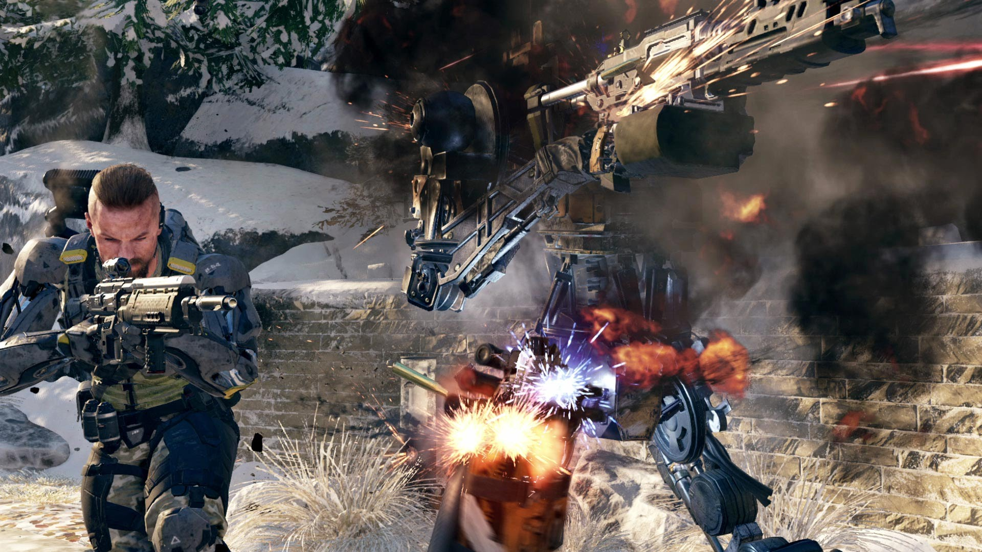 Scarica Call Of Duty Black Ops III per Android 2