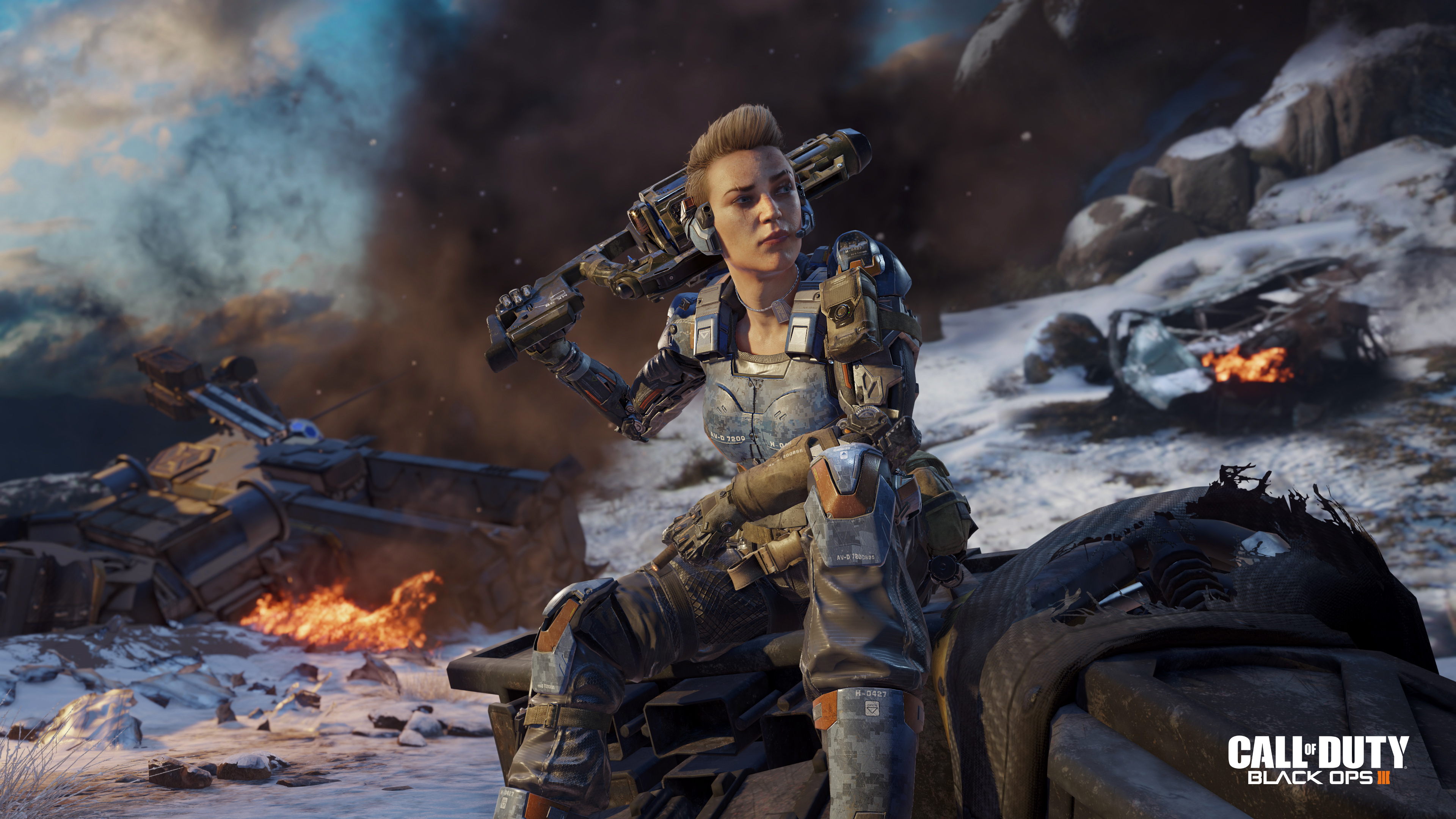Scarica Call Of Duty Black Ops III per Android 4
