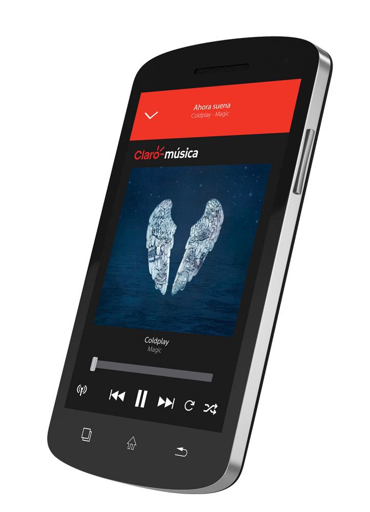 Scarica Claro Music per Android: la migliore musica 2
