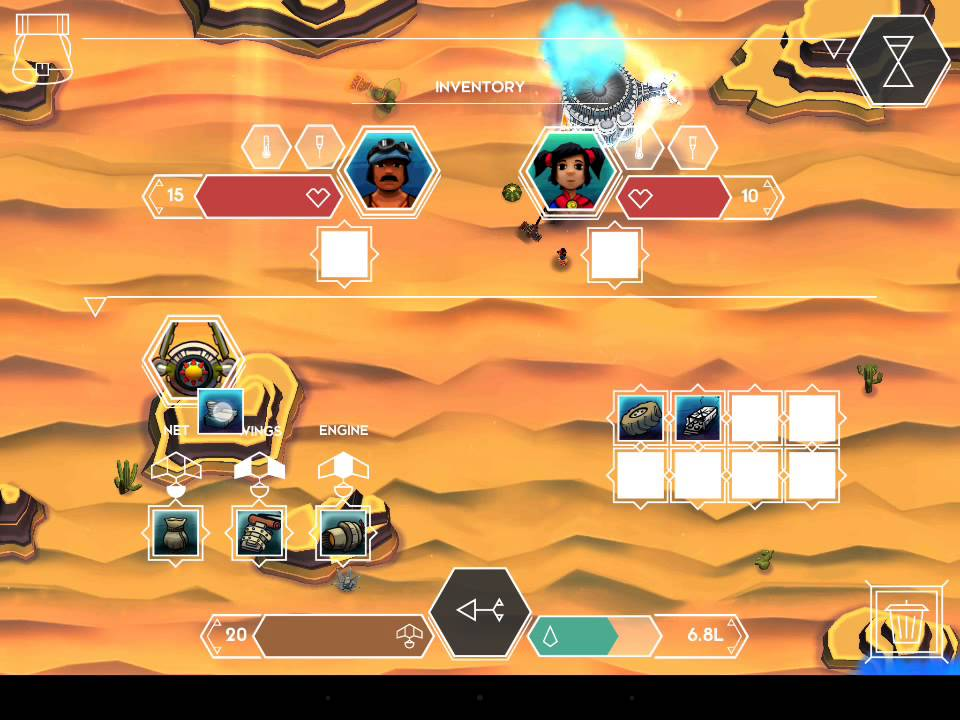 Scarica Cloud Chasers per Android 3
