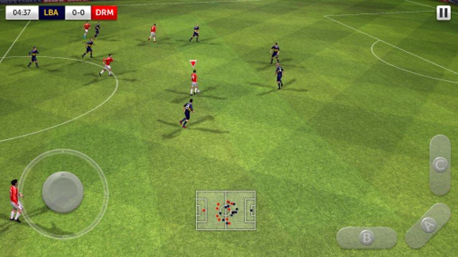 Scarica Dream League Soccer per Android 3