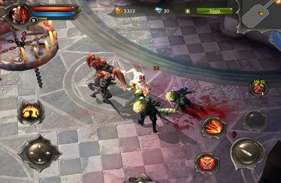 Scarica Dungeon Hunter 4 per iOS: per Demon Hunter 2