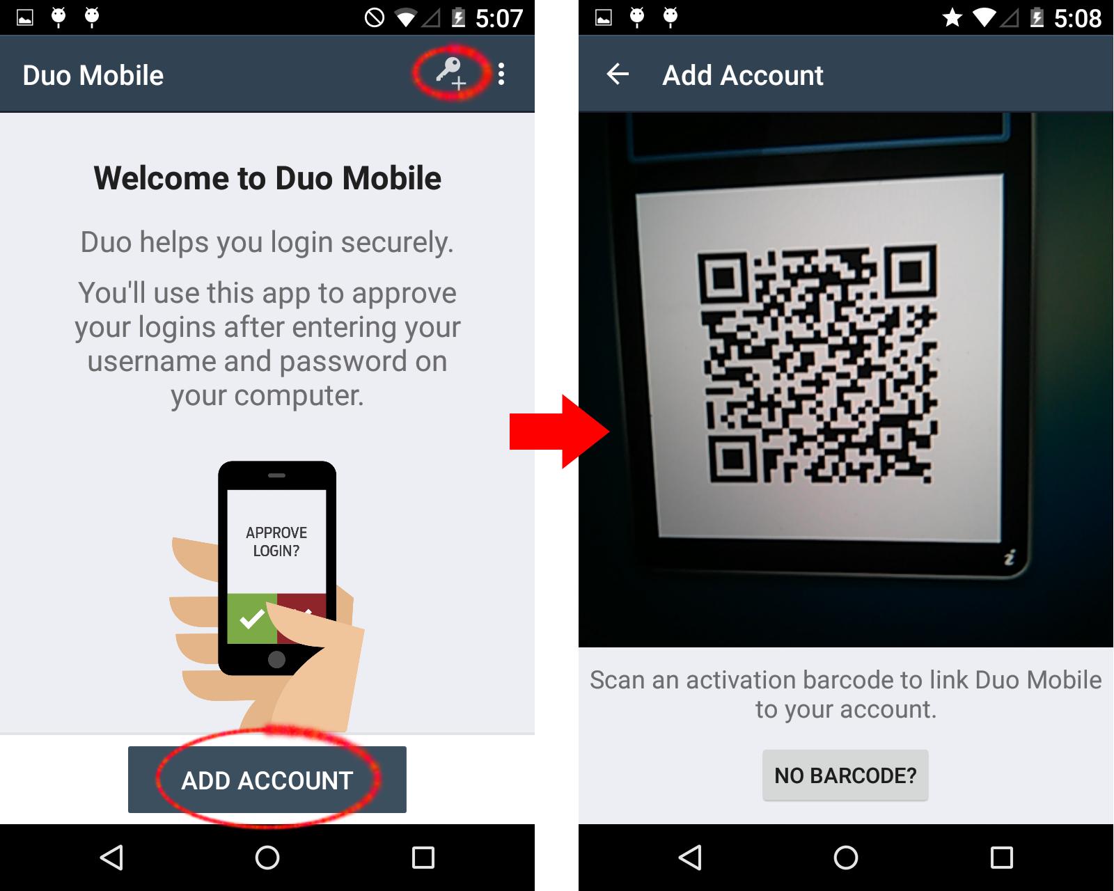 Descargar Duo Mobile para Android: Para Mayor Seguridad 2